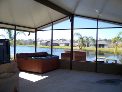 Screen Rooms Orlando Florida Prager Builders