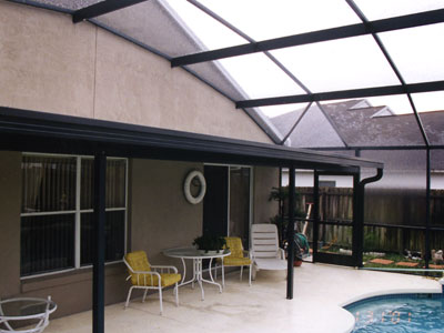 Patio Cover 2 Orlando Florida Enjoying The Benefit Of Both A Screen  Enclosure Over The Pool As Well As A Covered Deck Inside Is Clearly To Your  Advantage.